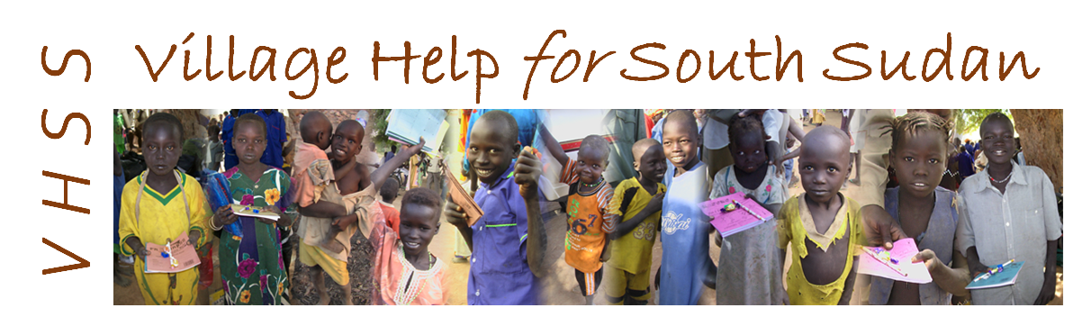 Village Help for South Sudan